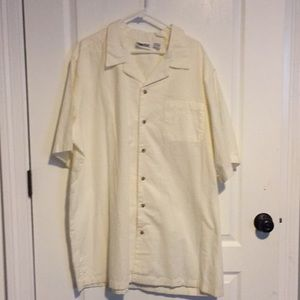 2XL King's Direct SS Dress Shirt